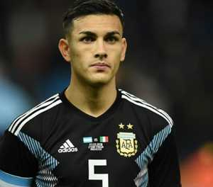 PSG complete signing of Argentina midfielder Paredes