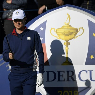 'You never get comfortable' on opening tee, says Rose