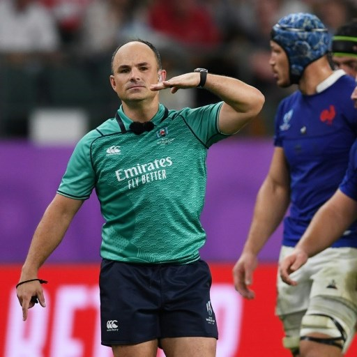 Ref triggers World Cup anger for 'mocking' France red card