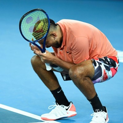 'Intellectual level of zero': Kyrgios fires back at Coric