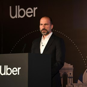 Uber turns to India, Africa and Middle East as losses mount