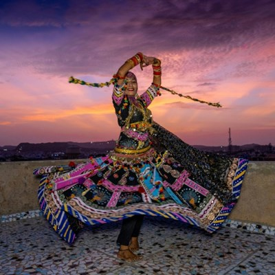 Ready, set, Zoom: India gypsy dancers take their art online