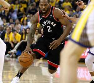 Raptors rip injury-hit Warriors to regain NBA Finals lead