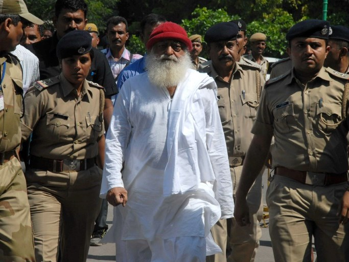 Indian guru jailed for life over rape