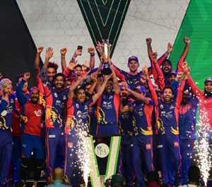Pakistan Super League cricket suspended over coronavirus cases