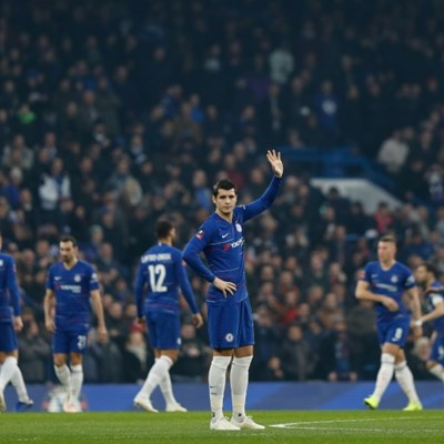 Morata edges closer to Atletico Madrid move