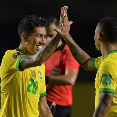 Neymar absent as Uruguay test Brazil's perfect start to World Cup qualifying
