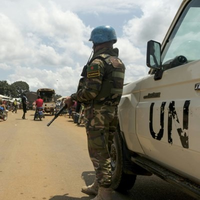 Central African rebels form coalition as UN chief appeals for calm