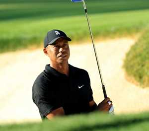 Woods cautious about return ahead of Memorial