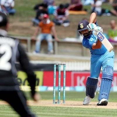 Sharma shocked as New Zealand humble India