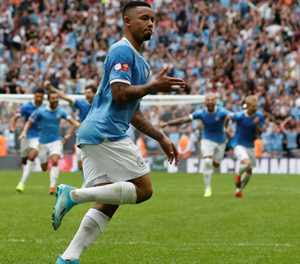 City draw first blood against Liverpool with Community Shield win