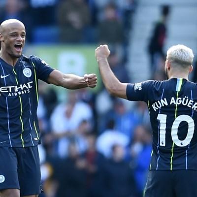 5 games that won Man City the Premier League title