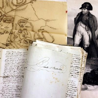 Napoleon's account of legendary Battle of Austerlitz goes on sale