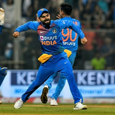 Sixes galore as India clinch T20 series win over Windies