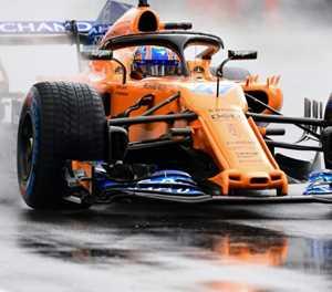F1's McLaren put teenager Norris on the grid