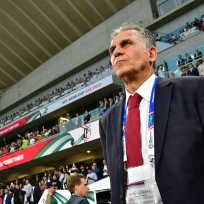 'I did it my way' sings Iran's Queiroz to end his reign