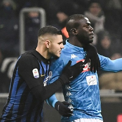 Inter Milan accept two-match San Siro closure for racist chants
