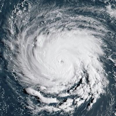 Warmer seas keep hurricanes stronger for longer, study says