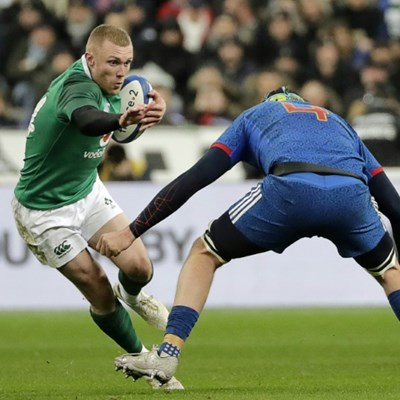 Brutality is the norm in Test rugby, says Ireland's Earls