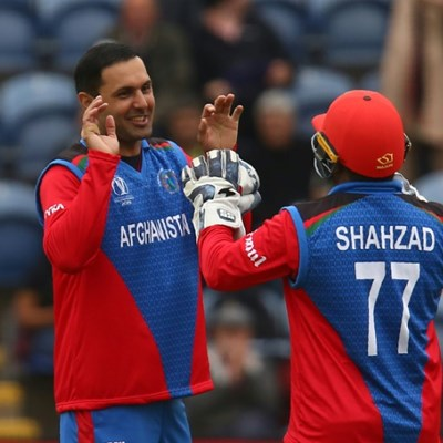 Sri Lanka collapse against Afghanistan in World Cup