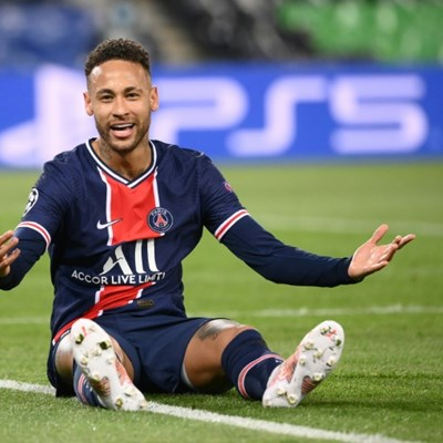 PSG wait for 'happier' Neymar to sign contract extension