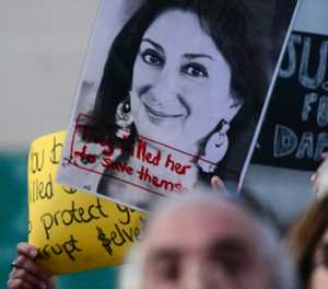 Maltese state responsible for journalist's assassination