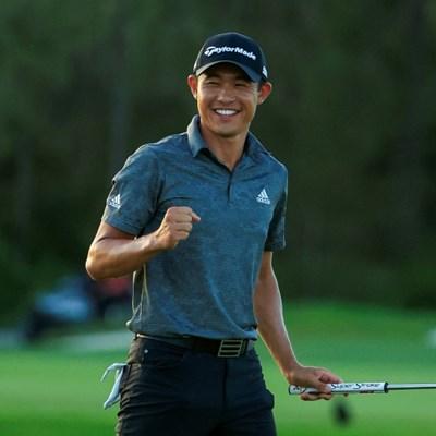 Morikawa cruises to WGC victory, pays tribute to Woods