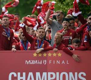 Liverpool eye Premier League title as 'barometer of success'