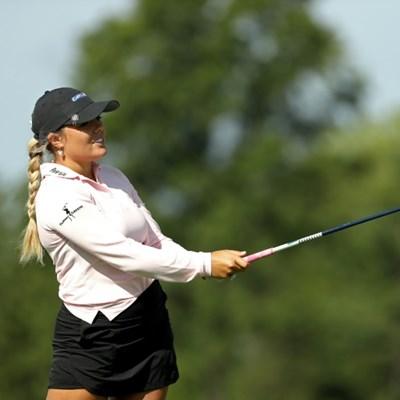 Stephenson, Lee shoot 63s to share LPGA ShopRite lead