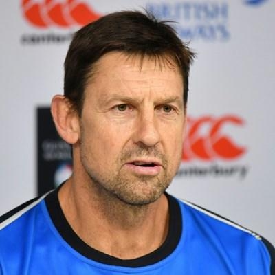 Former England attack coach Wisemantel joins Wallabies
