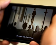 Animated toppling of dystopia takes Arab streaming world by storm