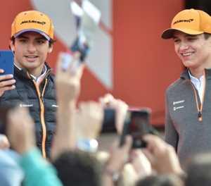 McLaren retain Sainz, Norris for 2020