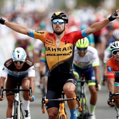 Bernal and Froome keep pace as Colbrelli wins Occitanie second stage