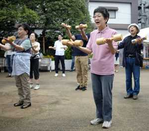 Over 28% of Japanese population officially old: Government