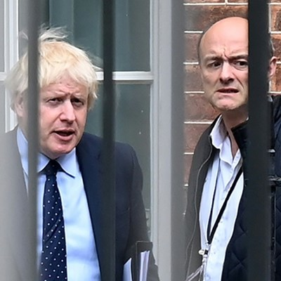 UK watchdog launches probe into makeover of PM's flat