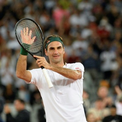 Federer says 'now the time' to merge ATP and WTA