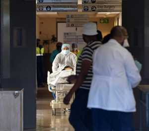 South Africa virus strain more contagious, experts confirm