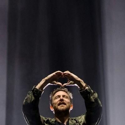 A world redrawn: pop can keep us together, says star DJ David Guetta