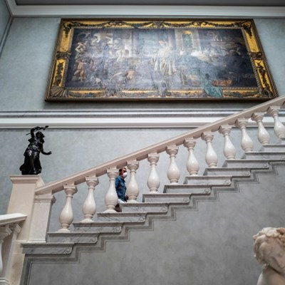 Visitors bypass Berlin museums despite star attractions
