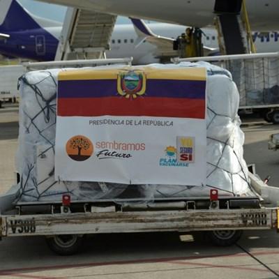 Ecuador health ministry raided over vaccine scandal