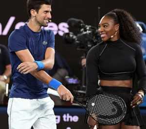 Djokovic, Williams lead tennis old guard into new decade