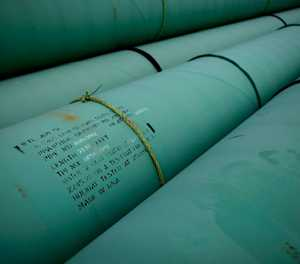 Work halted on Keystone XL pipeline, Biden block expected