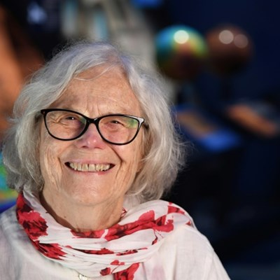 NASA pioneer Sue Finley still reaching for the stars