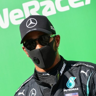 F1 champion Hamilton launches Extreme E team