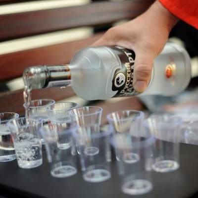 Russian alcohol consumption down 40%: WHO