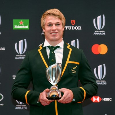 Injured world star Du Toit unlikely to play this year