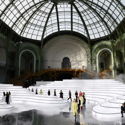 Chanel calls time on extravagant Paris fashion shows