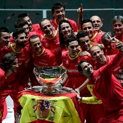 Innsbruck, Turin join Madrid as Davis Cup Finals hosts