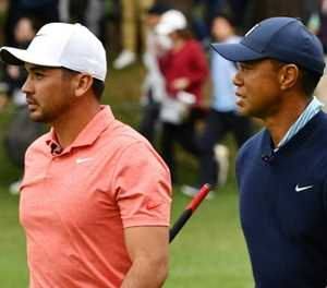 Internationals all fancy Presidents Cup crack at US captain Woods