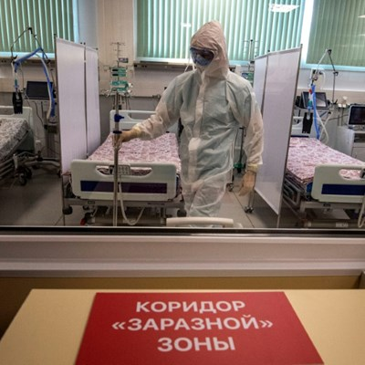 Russian medical students slam 'forced labour' in coronavirus wards